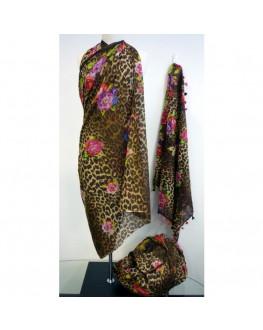 Bag 304 Tiger Floral